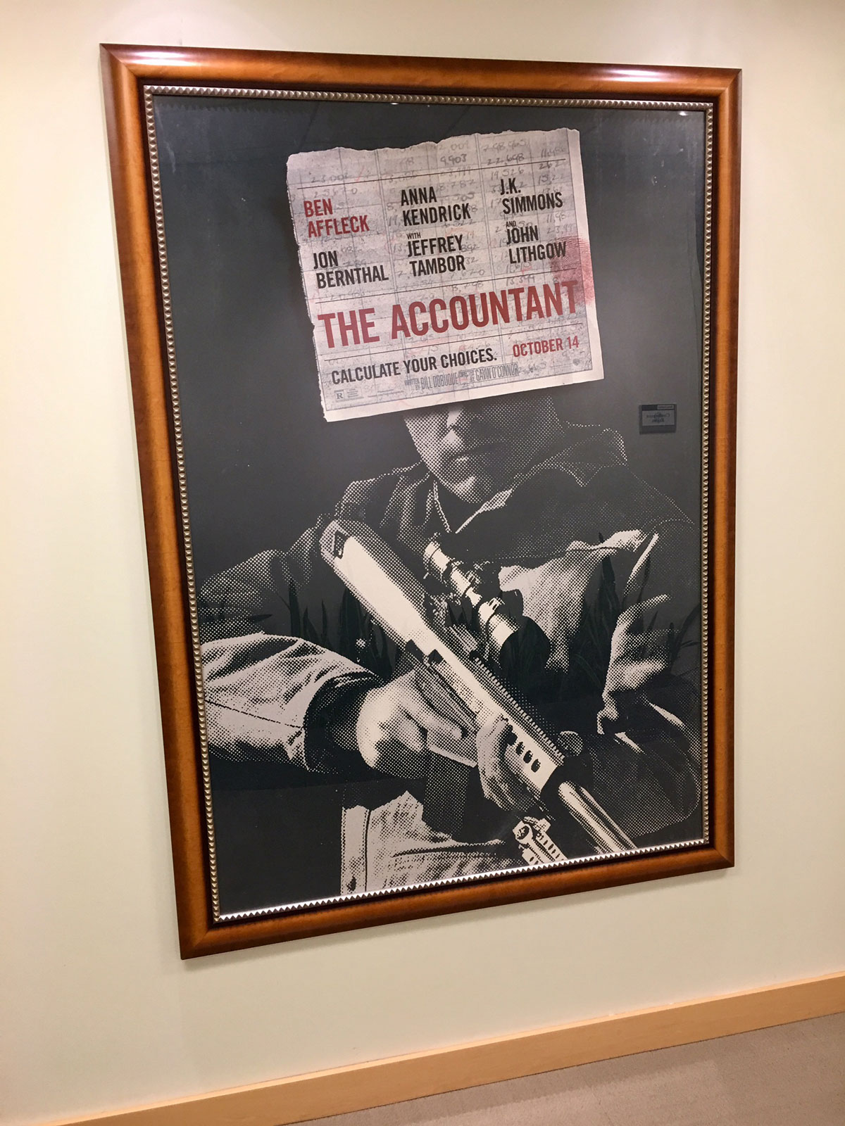 The Accountant-Frame